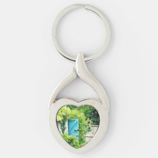 The Secret Garden Keychain