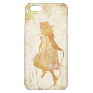 The secret garden on your iPhone iPhone 5C Cases