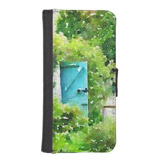 The Secret Garden iPhone 5 Wallet Case