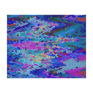 THE SECRET KEY CODE TO RUIAN HYPERSPACE TECHNOLOGY CANVAS PRINT
