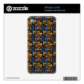 The Secret Library iPhone 4 Skin
