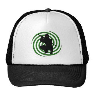 THE SECRET NINJA TRUCKER HAT