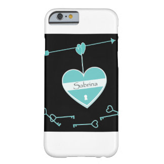 The Secret of Heart Barely There iPhone 6 Case