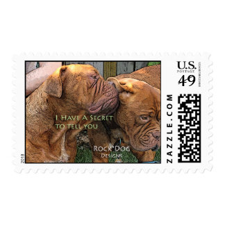 The Secret - Postage Stamps