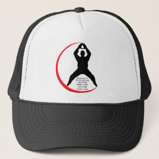 The secret to T'ai Chi Ch'uan Trucker Hat