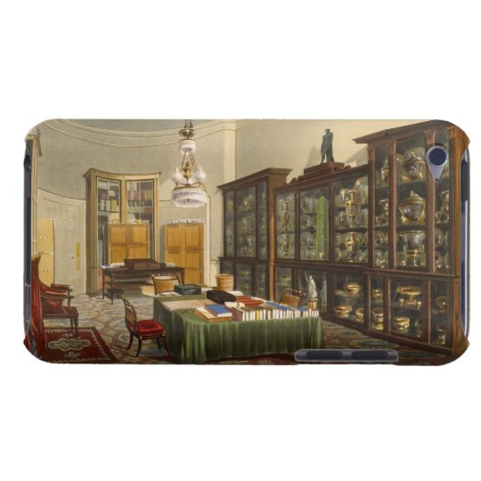 The Secretary's Room, Apsley House, by T. Boys, 18 Case-Mate iPod Touch Case