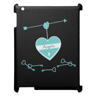 The secrets of heart case for the iPad