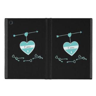 The secrets of heart cover for iPad mini