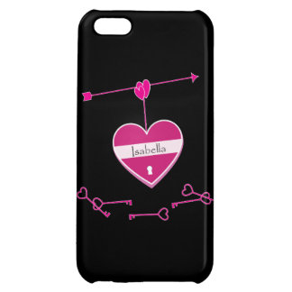 The secrets of heart iPhone 5C cover