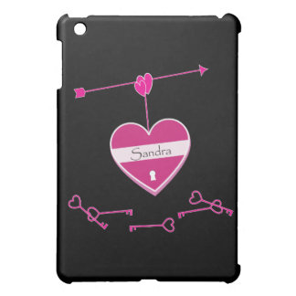The secrets of the heart cover for the iPad mini