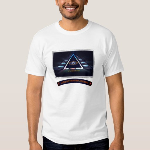 The secret's Pyramid Tees