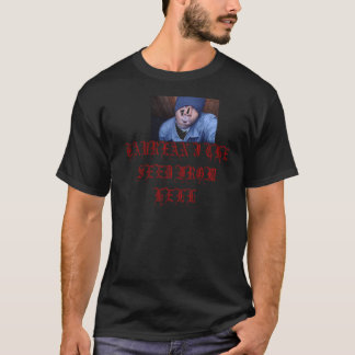 The  Seed From Hell T Shirt Black