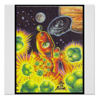 The Seed of Life-print Poster