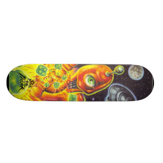 The Seed of Life Skateboard Deck