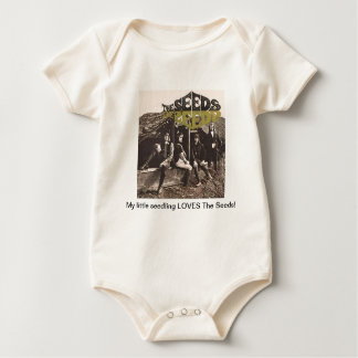 The Seeds Baby Bodysuit