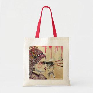 The Seeker Tote Bags