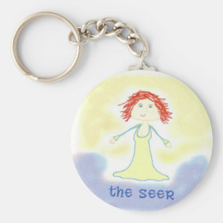 The Seer Keychain