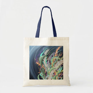The SeeWeed #8 Canvas Bag