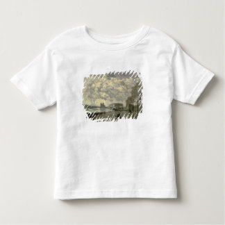 The Seine and Notre Dame Toddler T-shirt