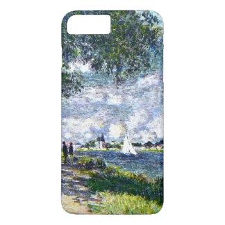 The Seine at Argenteuil iPhone 7 Plus Case