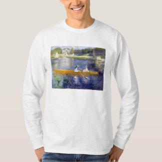 The Seine at Asnieres (The Skiff) Renoir T-Shirt
