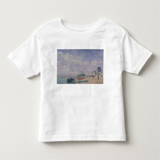 The Seine at Bercy, 1885 Toddler T-shirt