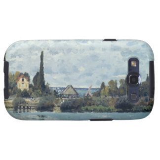 The Seine at Bougival 1873 Galaxy SIII Cover