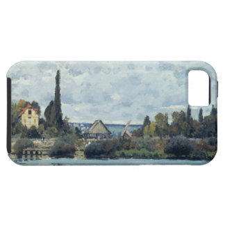 The Seine at Bougival 1873 iPhone 5 Cover