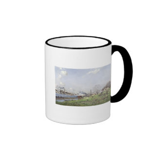 The Seine at Conflans-Charenton, 1892 Coffee Mugs