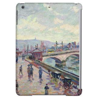 The Seine at Rouen iPad Air Cases