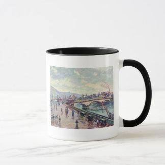 The Seine at Rouen Mug