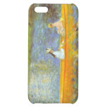 The Seine by Pierre Renoir iPhone 5C Cases