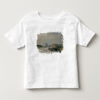 The Seine from the Quai de la Rapee T Shirts