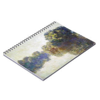 The Seine near Giverny Claude Monet Notebook