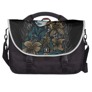 THE SEIRENES CUSTOM LAPTOP CASE by THE ART DUMP Bag For Laptop