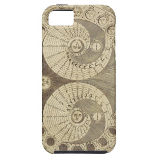 The Selenic Shadowdial by Athanasius Kircher iPhone SE/5/5s Case