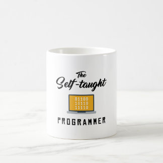 The Self-taught Programmer Mug