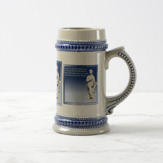 The Selkirk Grace Beer Stein