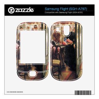 The Seller by James Tissot Samsung Flight Skins