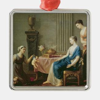 The Seller of Loves, 1763 Metal Ornament