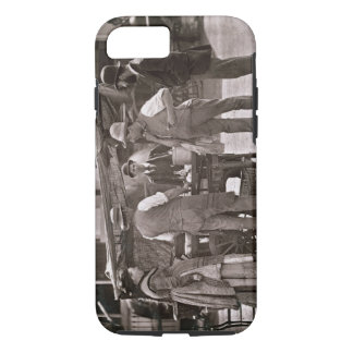 The Seller of Shellfish, from 'Street Life in Lond iPhone 8/7 Case