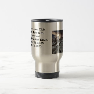 The Selmer Chess Club Mug