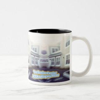 The Senior Center AFTER MEDS: mug
