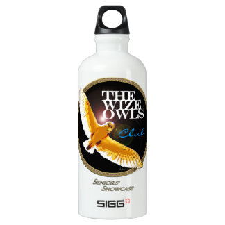 The Senior WizeOwl Bottle SIGG Traveler 0.6L Water Bottle