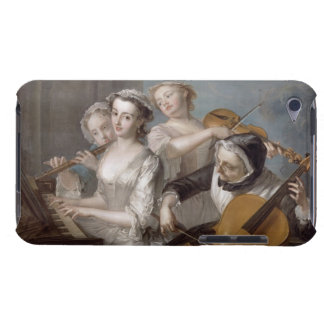 The Sense of Hearing, c.1744-7 (oil on canvas) iPod Touch Cover