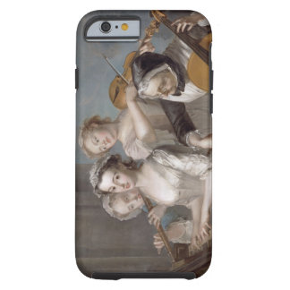 The Sense of Hearing, c.1744-7 (oil on canvas) Tough iPhone 6 Case