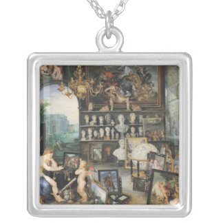 The Sense of Sight, 1617 Custom Necklace