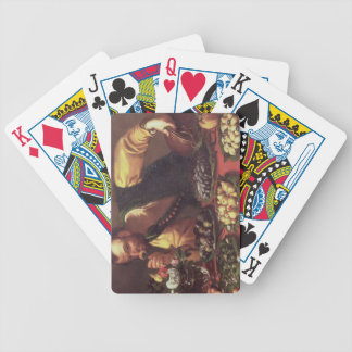The Sense of Smell Bicycle Playing Cards