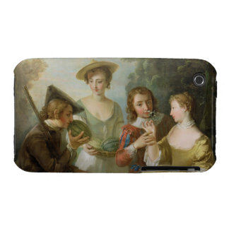 The Sense of Smell, c.1744-47 (oil on canvas) (see iPhone 3 Covers