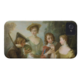 The Sense of Smell, c.1744-47 (oil on canvas) (see iPhone 4 Cover